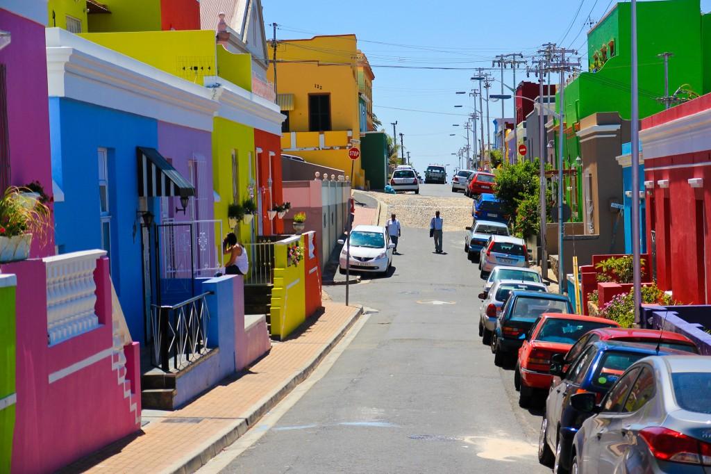 Афрыка [7]: Кейптаўн — горад пад самым сінім небам