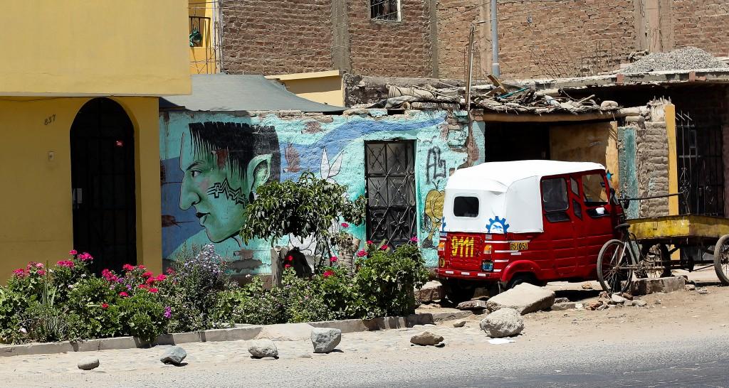 Перу [5]: 300 км на поўдзень — Іка