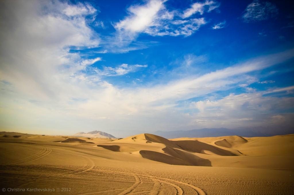 Перу [7]: Пустыня і оазіс Хуакачына