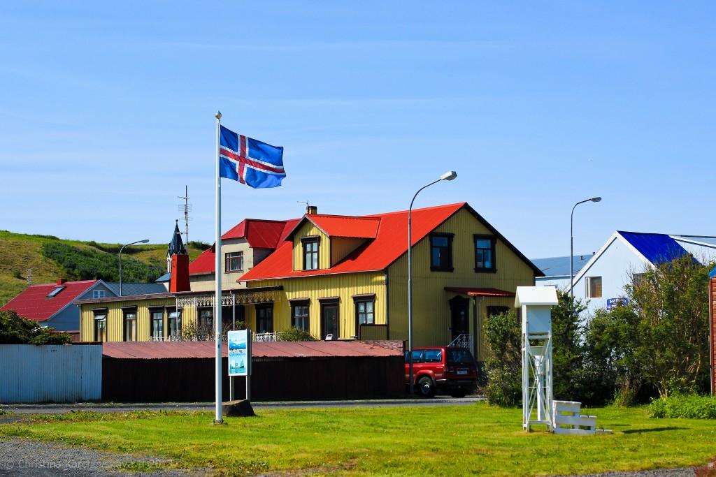 Исландия [3]: Ночлеги