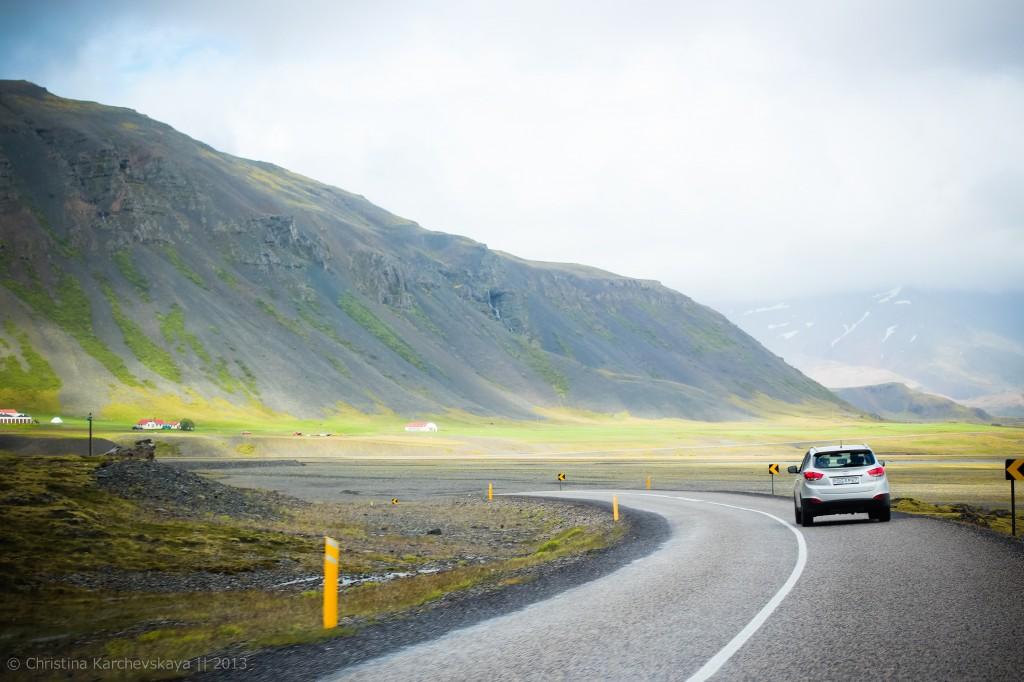 Исландия [2]: Наш маршрут, климат и дороги