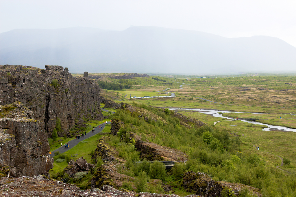 Исландия [5]: День 1, часть 1. Кефлавик и Тинглевир