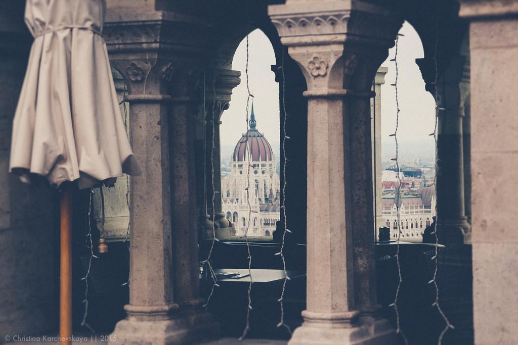 Balkan Trip  [2]: Будапешт и термальные купальни