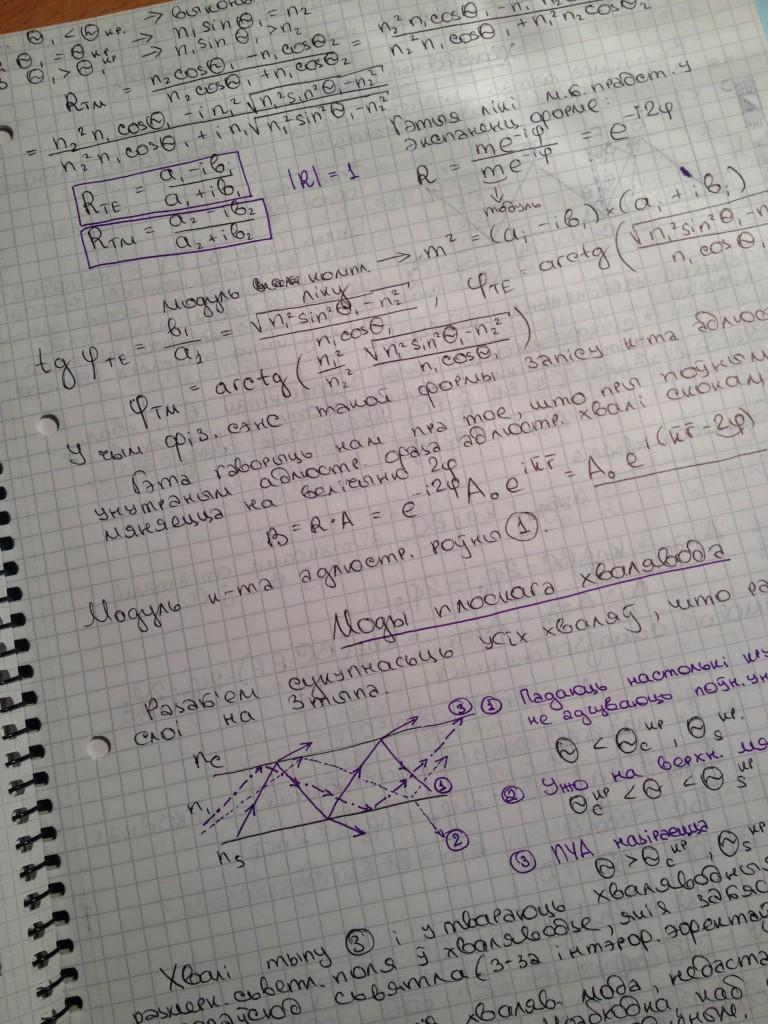 физика по-белорусски