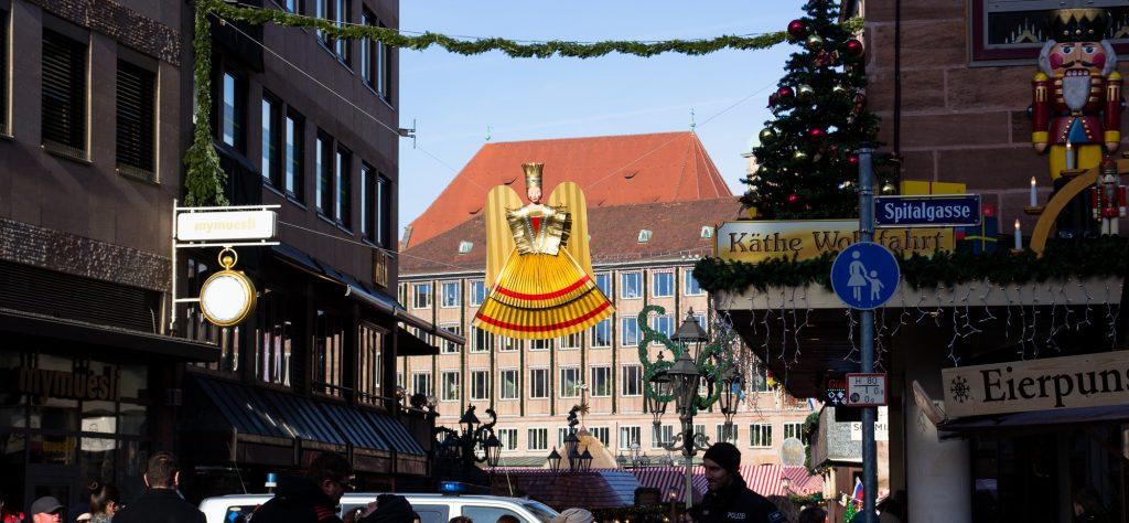 Рождественский Нюрнберг
