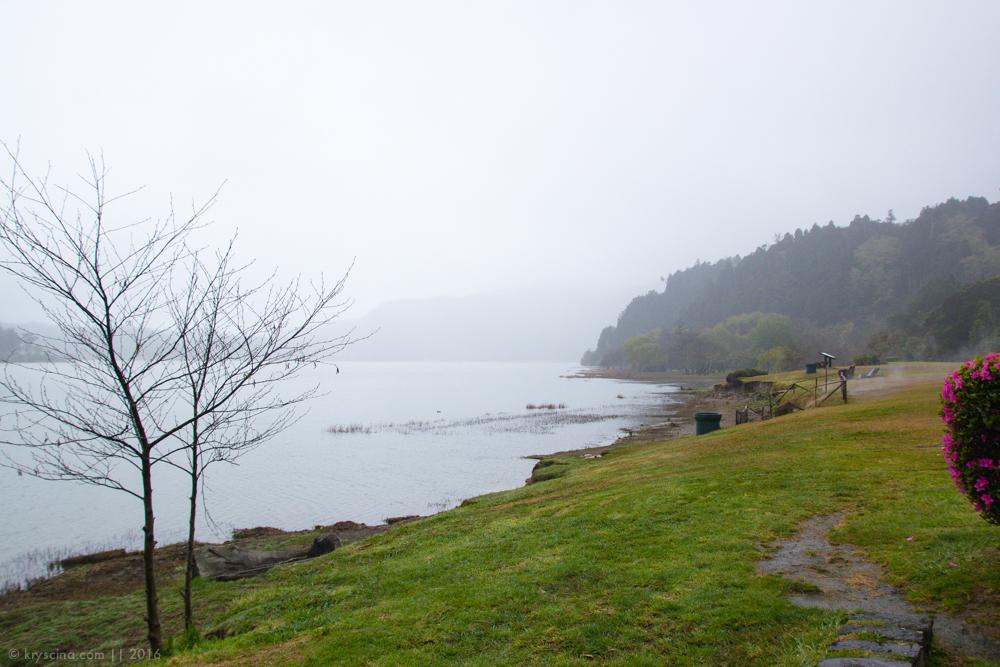 фурнас фурнаш озеро азорские острова азоры путешествие португалия