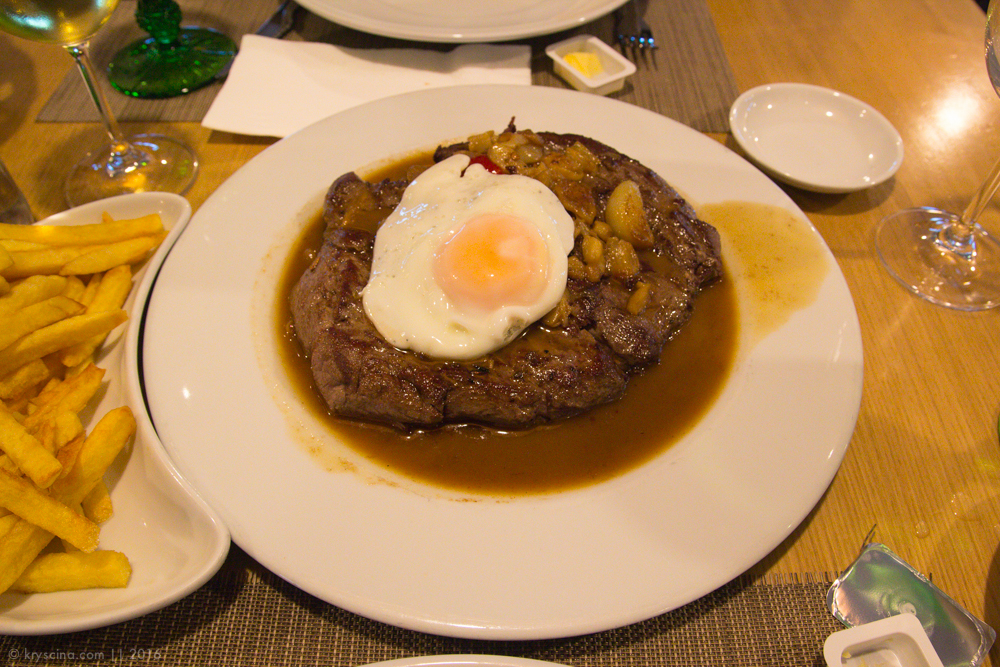 мясо стейк азоры португалия