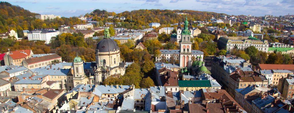 Autumn.Trip: Золотая осень во Львове