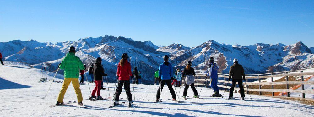 Горные лыжи: с чего начать?