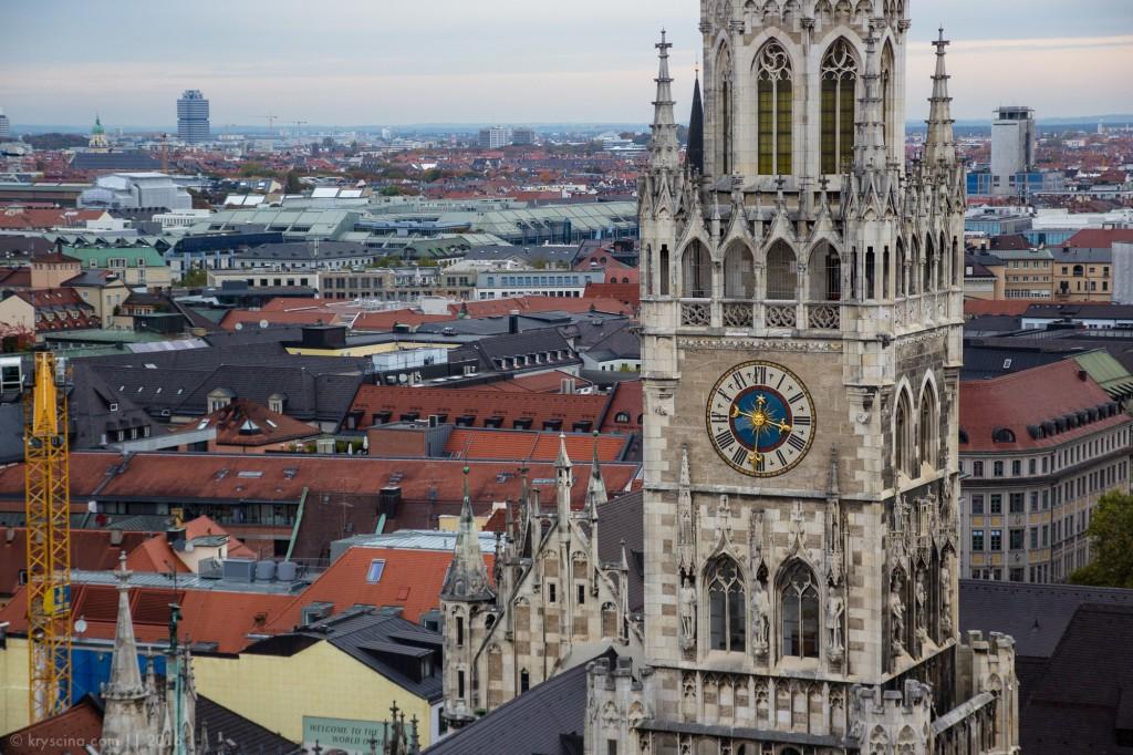 Мюнхен: первые впечатления