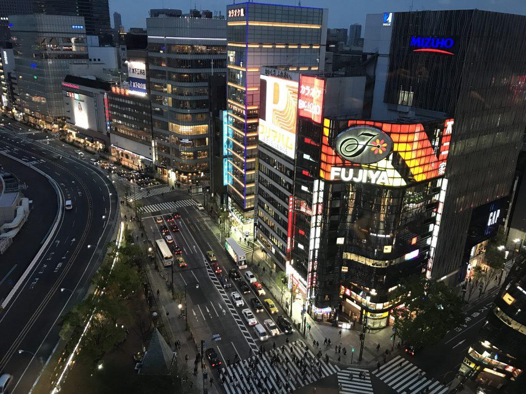 JapanTrip [0]: Трансляция с места событий