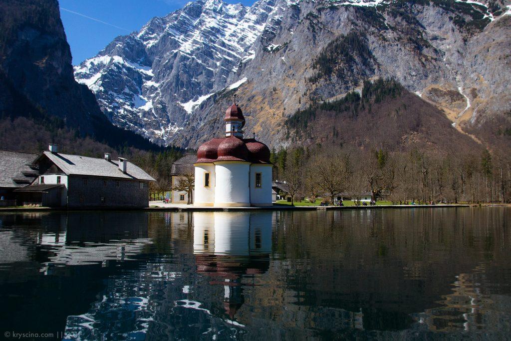 Немецкие Альпы: Берхтесгаден