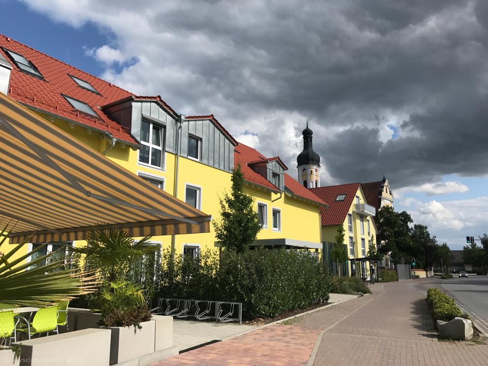 переезд в германии