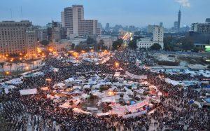 долгий путь на тахрир