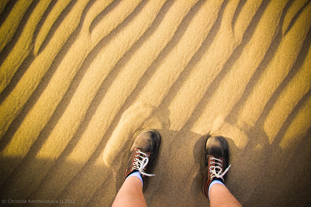 дюны перу