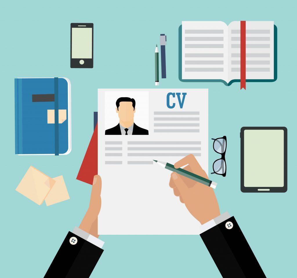 как составить отличное CV