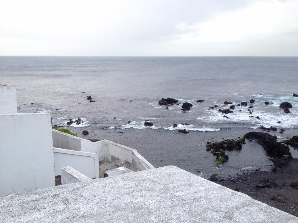 азорские острова азоры сао мигель запад