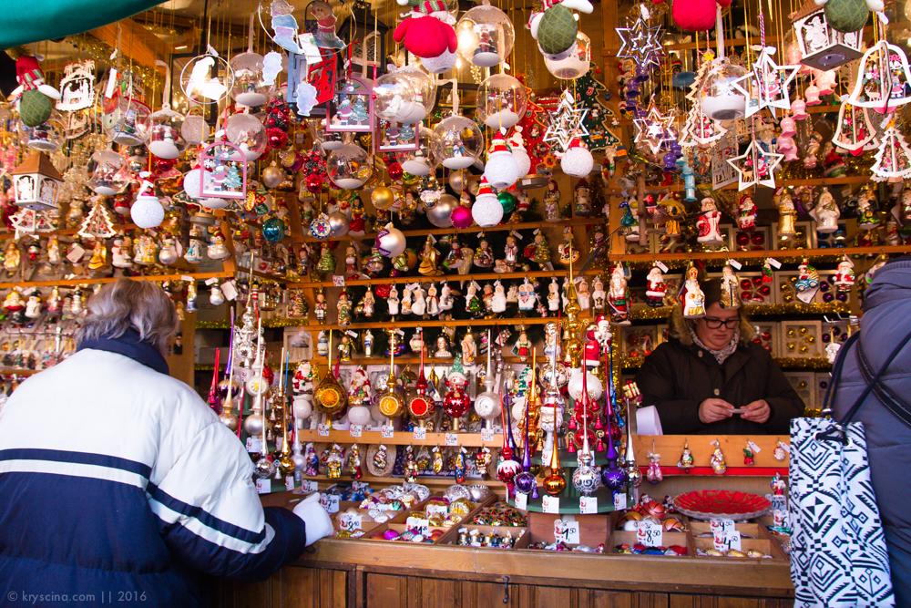 рождественская ярмарка в Нюрнберге, Нюрнберг, Бавария, Рождество