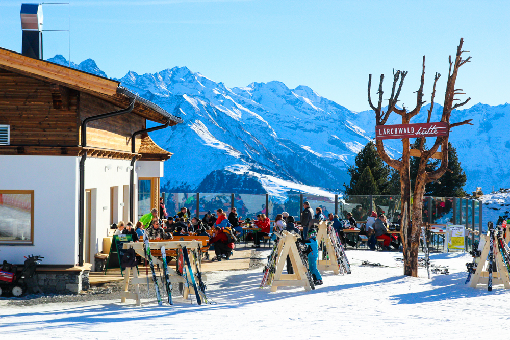 горные лыжи, австрия, лыжи, циллерталь, тироль