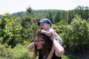 полгода с ребенком