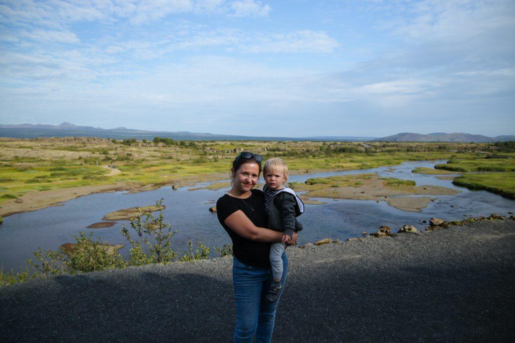 исландия с ребенком день 2